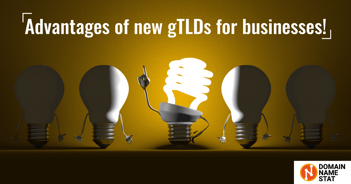 Benefits That New gTLDs Offer To Businesses